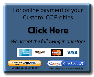 Custom Profiling payment