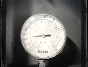 Kodak temperature gauge