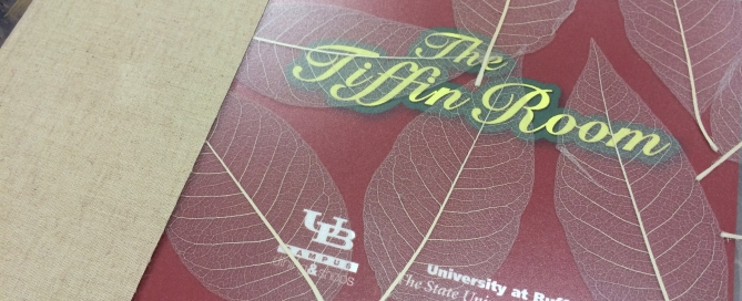 Custom Book for University at Buffalo
