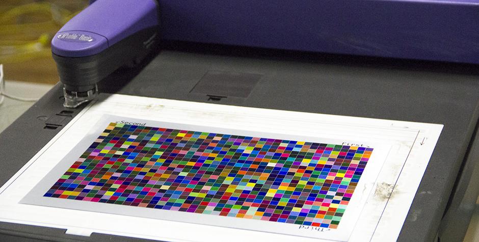 Gretag Spectrolino- Color Management hardware
